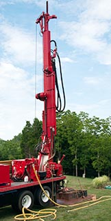 gun lake well drilling