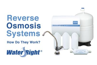 how do reverse osmosis water systems work