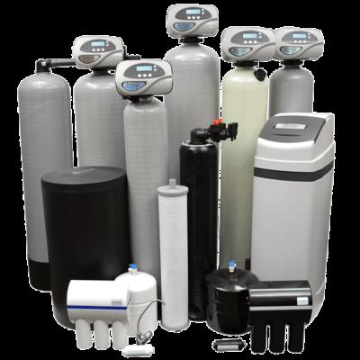 water softeners - water softening systems by Kraai