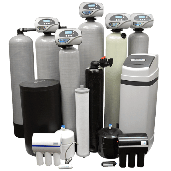 water softeners - water softening systems by Kraai